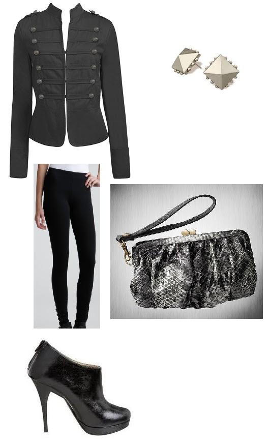 Janet Jackson Fashion Style